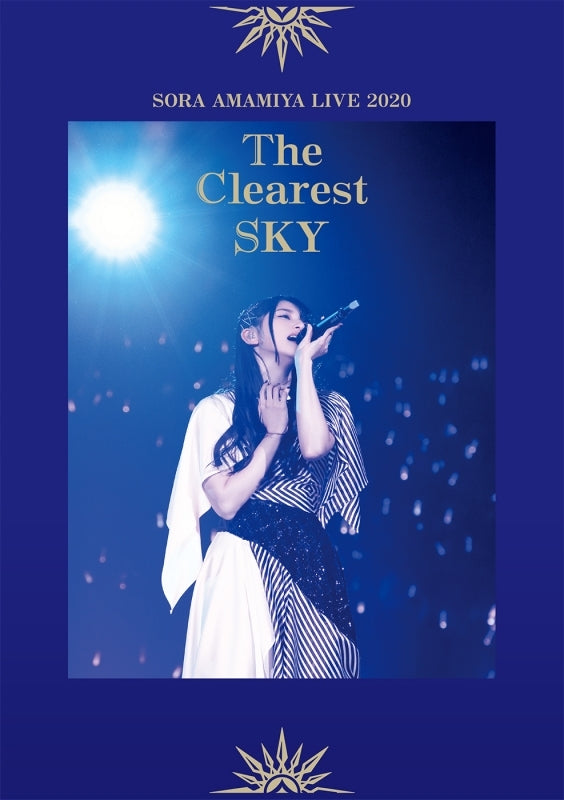 "(Blu-ray) Sora Amamiya Live Concert 2020 ""The Clearest SKY"" [Regular Edition]"
