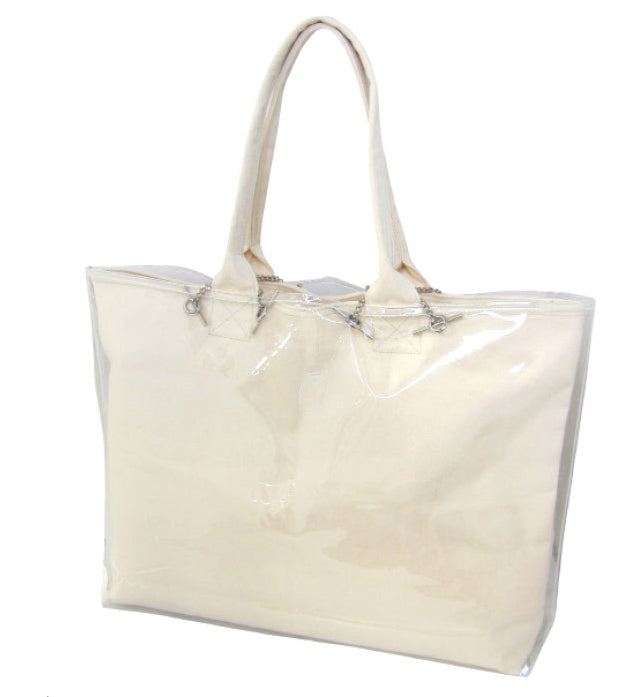 (Goods) Itamate Tote Bag L / Sugar Vanilla
