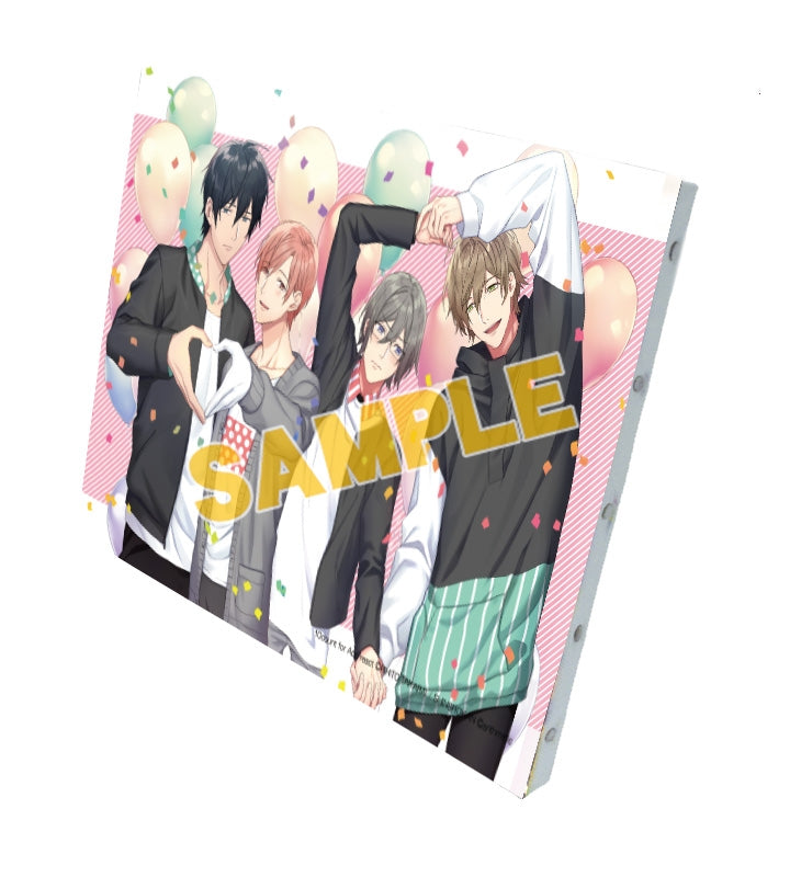 (Goods - Decoration) Ten Count for App react Canvas Art Casual Clothes ver