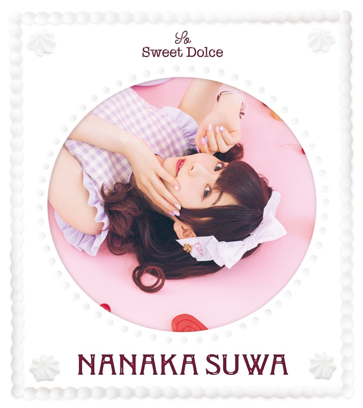 (Album) So Sweet Dolce by Nanaka Suwa [First Run Limited Edition B]