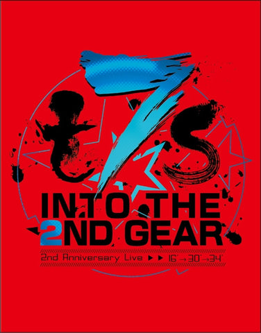 (Blu-ray) t7s 2nd Anniversary Live 16' -> 30' -> 34' -INTO THE 2ND GEAR- [Regular Edition]
