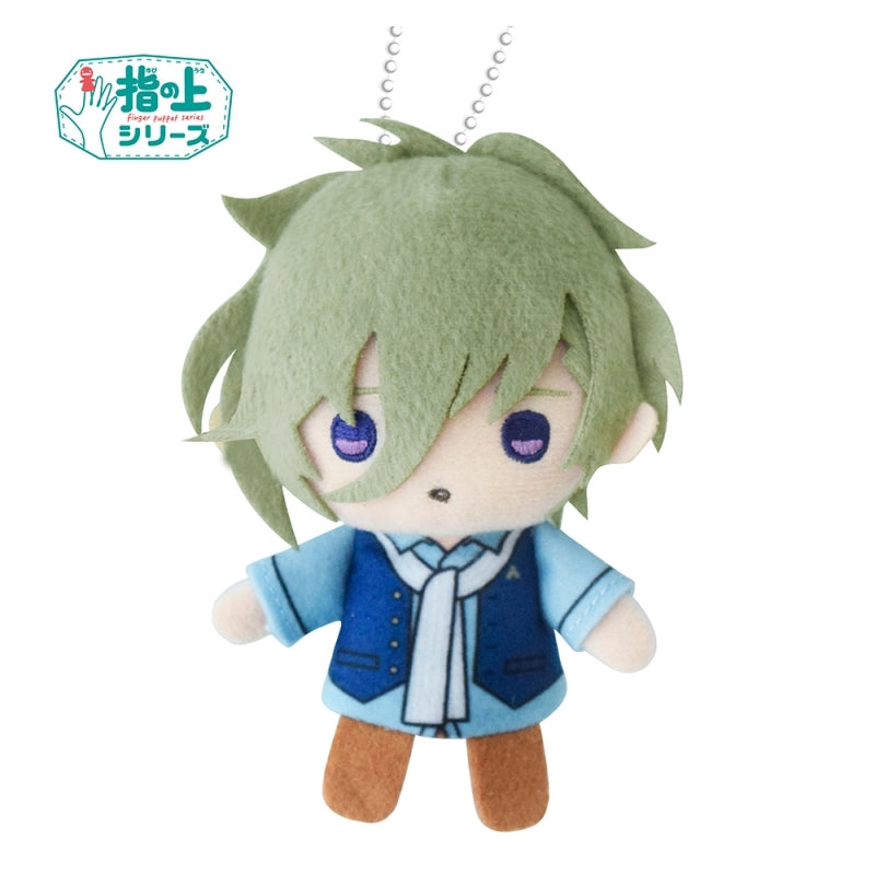 (Goods - Mascot) Stand My Heroes Yubi no Ue Series Seo Research Hosho Isagi