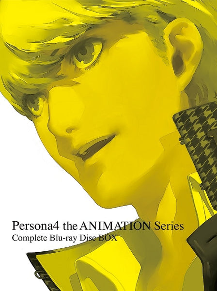 (Blu-ray) Persona4 the Animation Series Complete Blu-ray Disc BOX [Full Production Limited Edition]