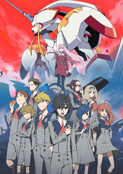 (Album) Darling in the Franxx Ending Collection vol.1