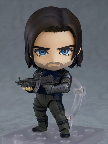 (Action Figure) Avengers: Infinity War Nendoroid Winter Soldier: Infinity Edition DX Ver.