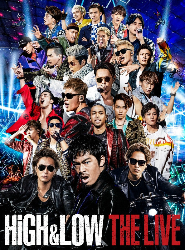 (DVD) HiGH & LOW The Live [Regular Edition] Animate International