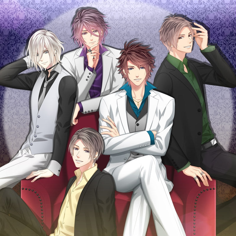 (Drama CD) Frep Long Drama CD FreRadi CD Official Trip Edition DX - Let's Meet At Kabukicho