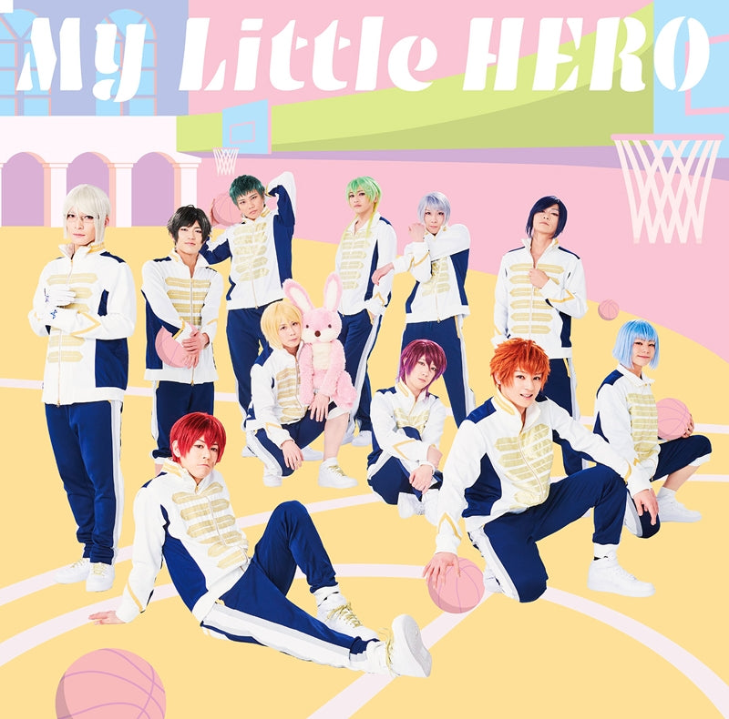 (DVD) My Little HERO by Arsmagna [First Run Limited Edition B]