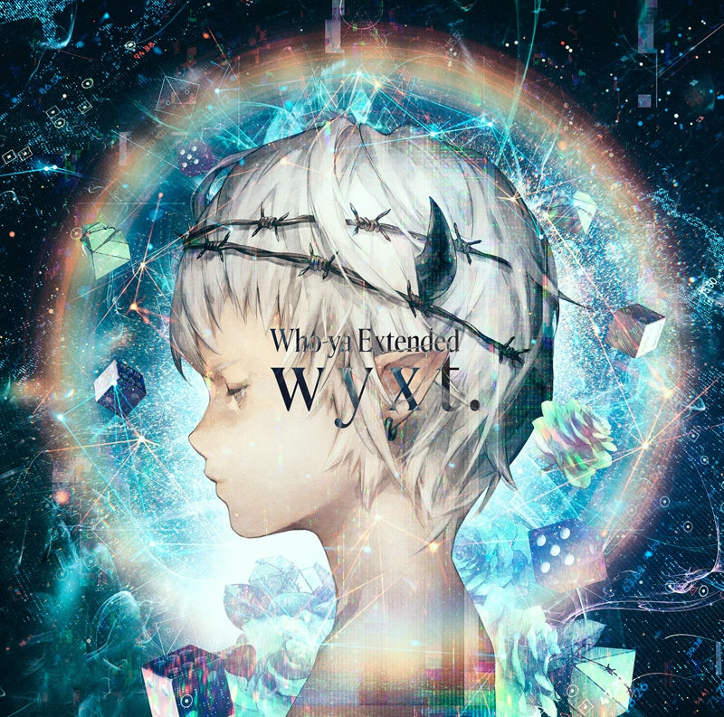 (Album) wyxt. by Who-ya Extended - Including PSYCHO-PASS the Movie 3: FIRST INSPECTOR OP: SyntheticSympathy [Regular Edition]