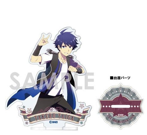 (Goods - Stand Pop) The Idolmaster SideM Acrylic Stand~1st STAGE & 2nd STAGE~ N. Takeru Taiga