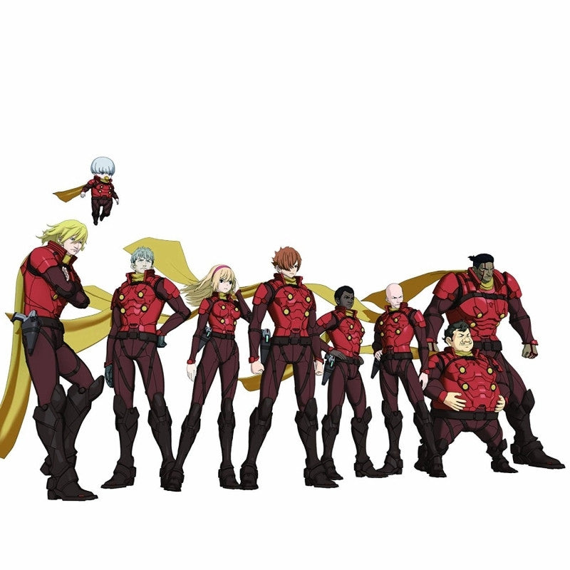 (Theme Song) The Movie CYBORG 009 CALL OF JUSTICE OP A.I. am Human/MONKEY MAJIK Regular Edition