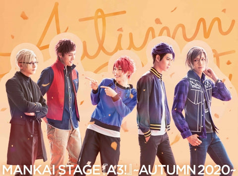 (DVD) A3! Stage Play: MANKAI STAGE ~SUMMER 2019~
