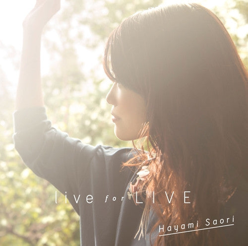 (Album) live for Live by Saori Hayami [Regular Edition] Animate International