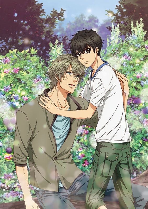 (Blu-ray) SUPER LOVERS 2 Vol.1 [w/ CD, Limited Edition]