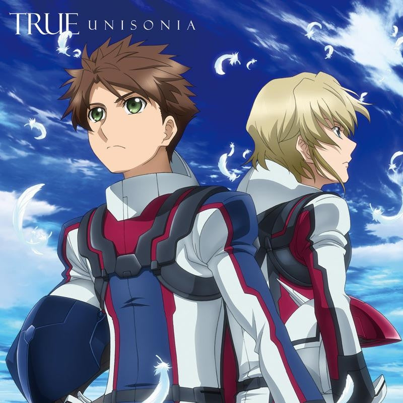 (Theme Song) TV Buddy Complex OP: UNISONIA / TRUE [Anime Edition]