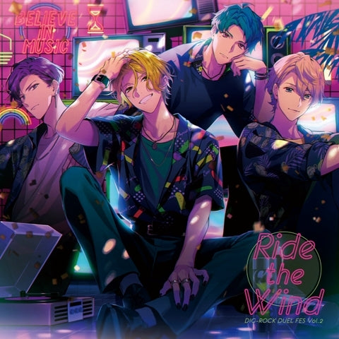 (Drama CD) DIG-ROCK ―DUEL FES― Vol. 2