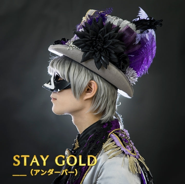 (Doujin CD) STAY GOLD by __ (Underbar) [Regular Edition]