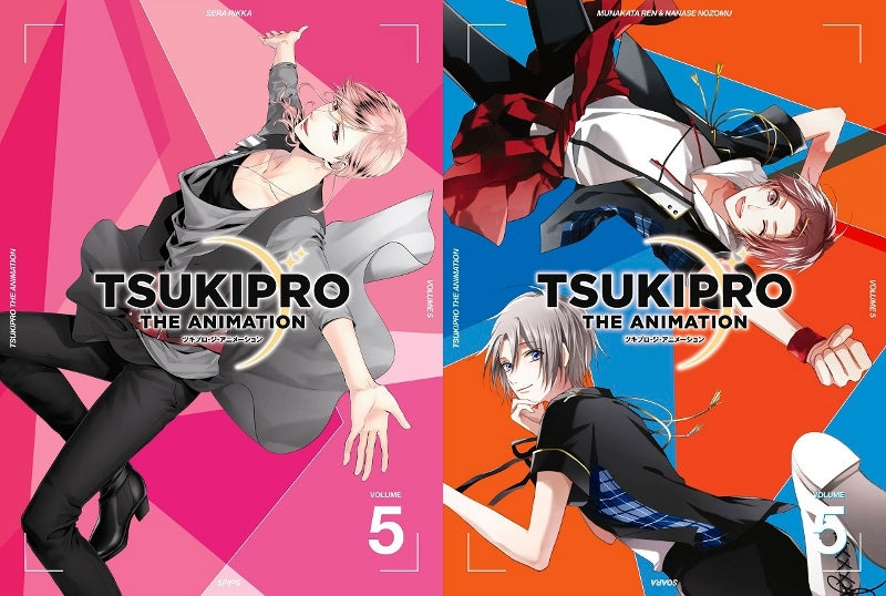 (Blu-ray) TSUKIPRO THE ANIMATION TV Series Vol.5