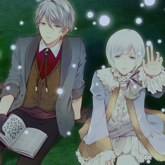 (Character Song) Taisho x Alice Game Duet Song Series vol. 2 The Huntsman & Snow White (CV. Tomohisa Hashizume & Aoi Shouta)