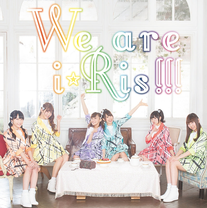 (Album) We are i☆Ris!!! by i☆Ris [w/ DVD B]