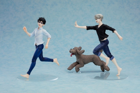 (Figure) YURI!!! On ICE Yuri Katsuki & Victor Nikiforov Premium Box