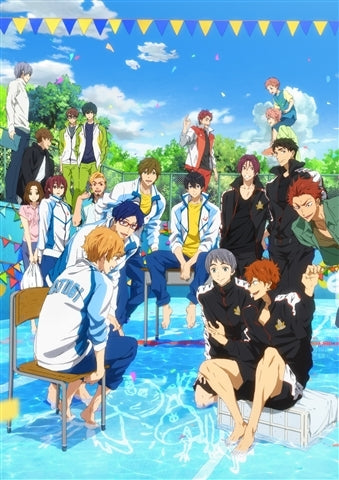 (Blu-ray) Free! Special Movie: Take Your Marks