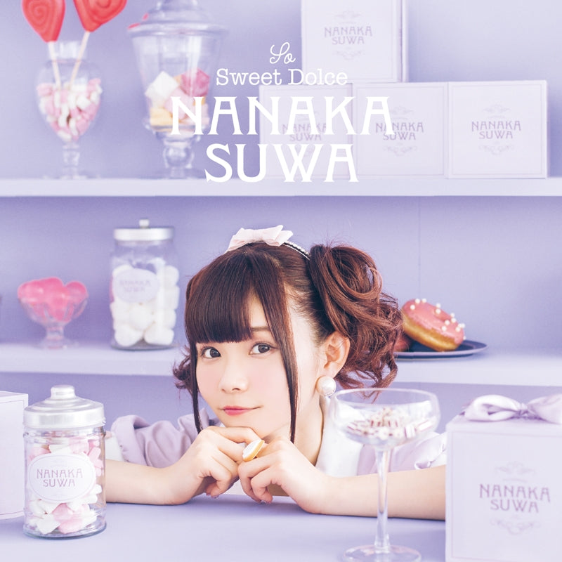 (Album) So Sweet Dolce by Nanaka Suwa [Regular Edition]