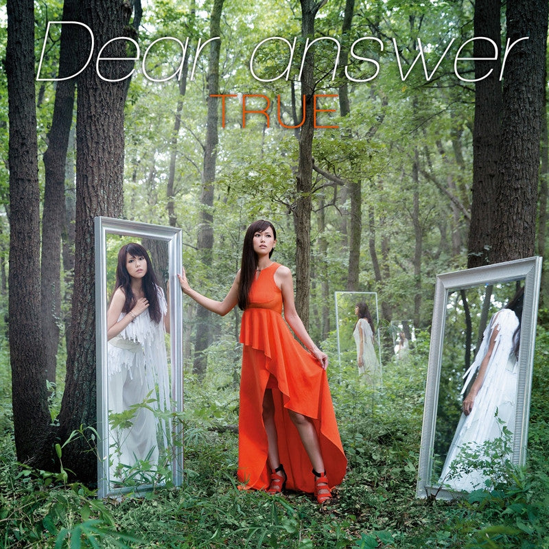 (Theme Song) TV Sakurako-san no Ashimoto ni wa Shitai ga Umatteiru OP: Dear answer / TRUE [CD+DVD]
