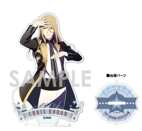 (Goods - Stand Pop) The Idolmaster SideM Acrylic Stand~1st STAGE & 2nd STAGE~ Vol. 2 O. Chris Koron