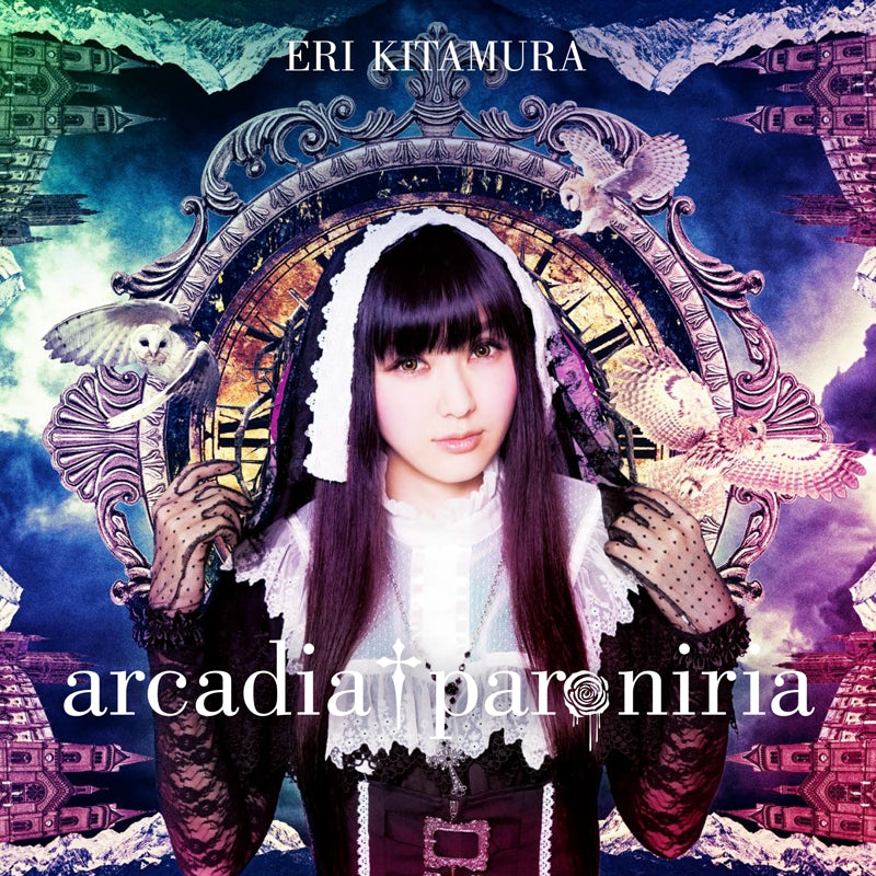 (Maxi Single) arcadia † paroniria by Eri Kitamura [Regular Edition]