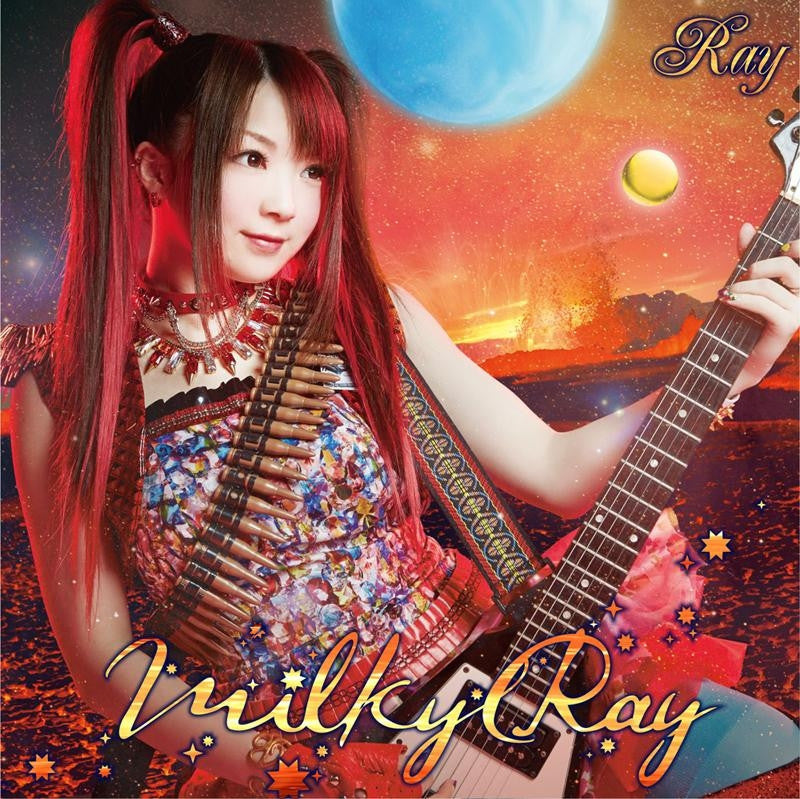 (Album) Milky Ray by Ray [Regular Edition]