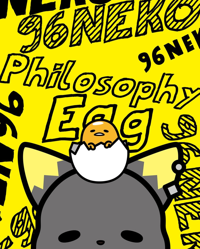 (Maxi Single) Philosophy Egg by 96Neko [First Run Limited Edition]