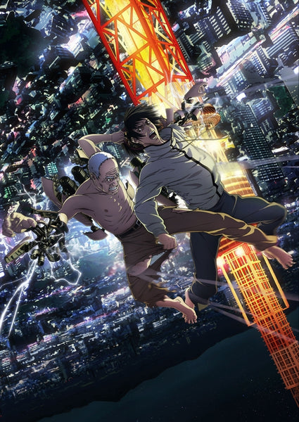 (Blu-ray) Inuyashiki TV Series 1 [Full Production Limited Edition]