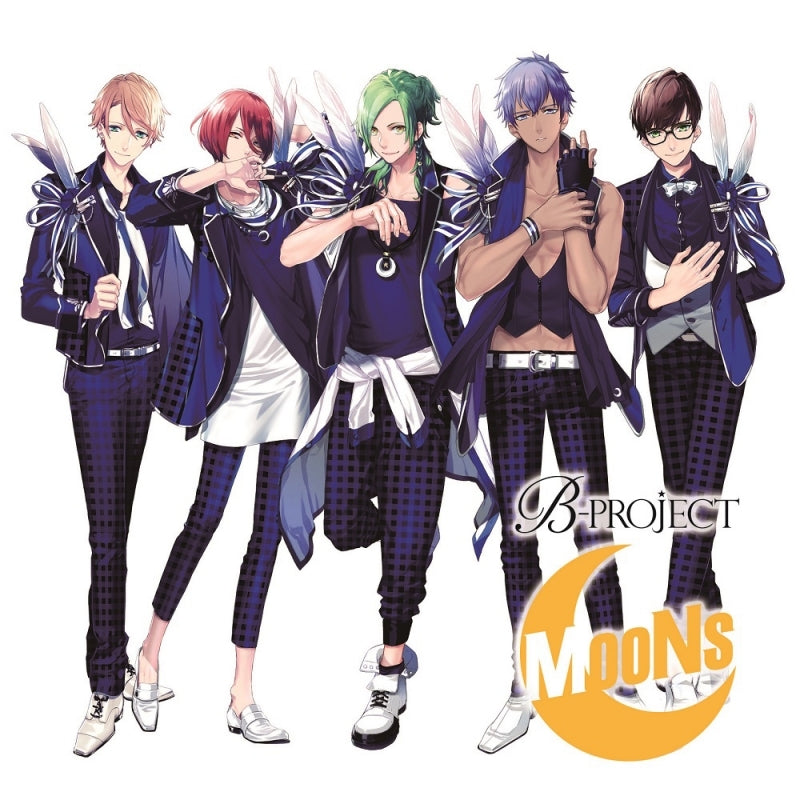 (Character Song) B-PROJECT: GO AROUND by MooNs