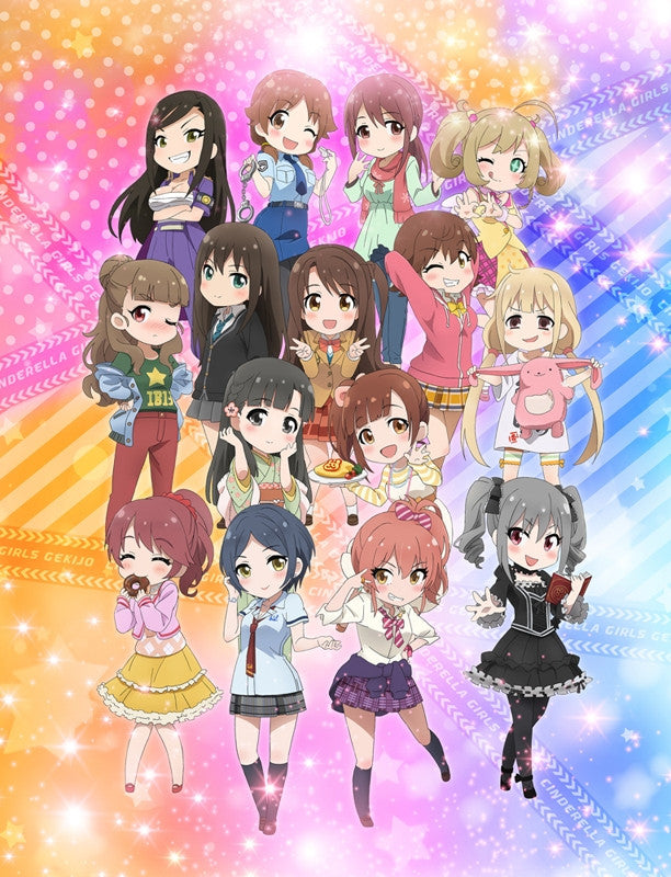(DVD) TV The Idolm@ster Cinderella Girls Gekijou Vol.2