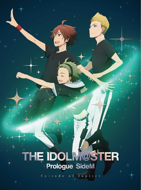 (DVD) THE IDOLM@STER SideM OVA: THE IDOLM@STER Prologue SideM - Episode of Jupiter [Full Production Limited Edition]