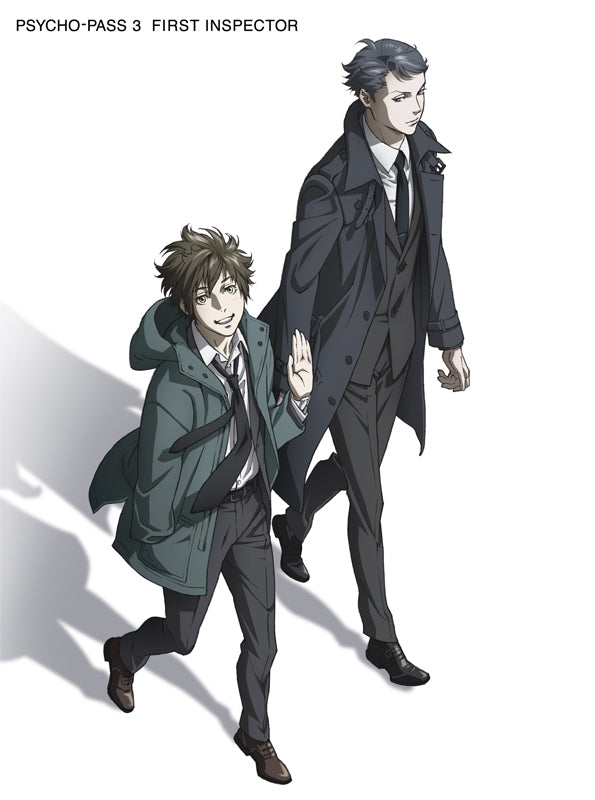 (DVD) Psycho-Pass 3 the Movie: FIRST INSPECTOR [Regular Edition]