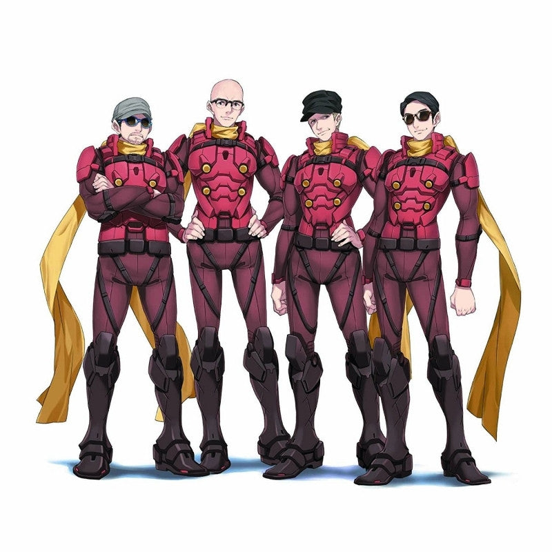 (Theme Song) The Movie CYBORG 009 CALL OF JUSTICE OP A.I. am Human/MONKEY MAJIK [CD+DVD]