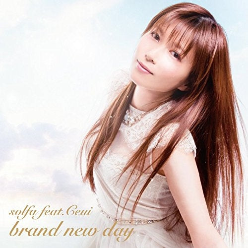 (Album) brand new day by solfa feat. Ceui