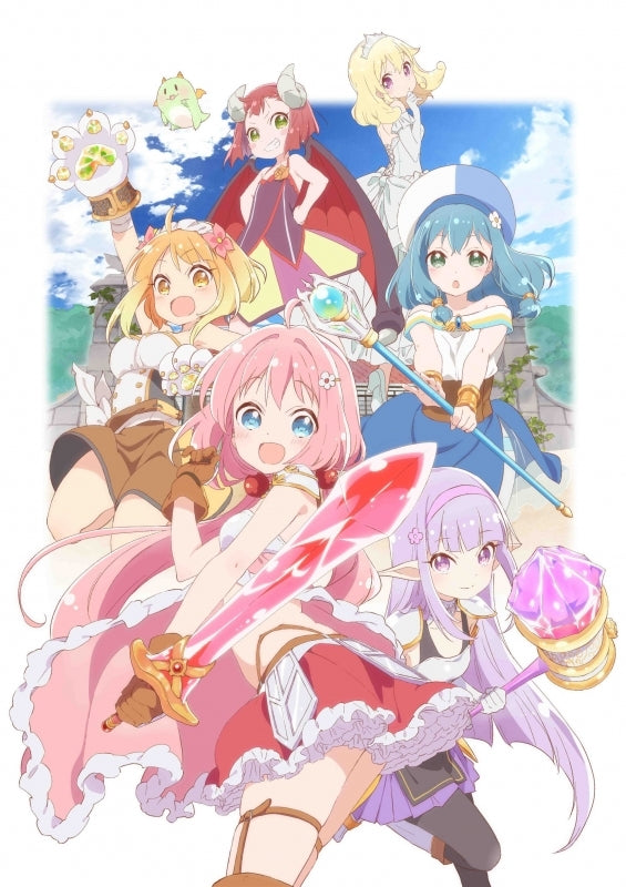 (Blu-ray) Endro~! TV Series Vol. 4