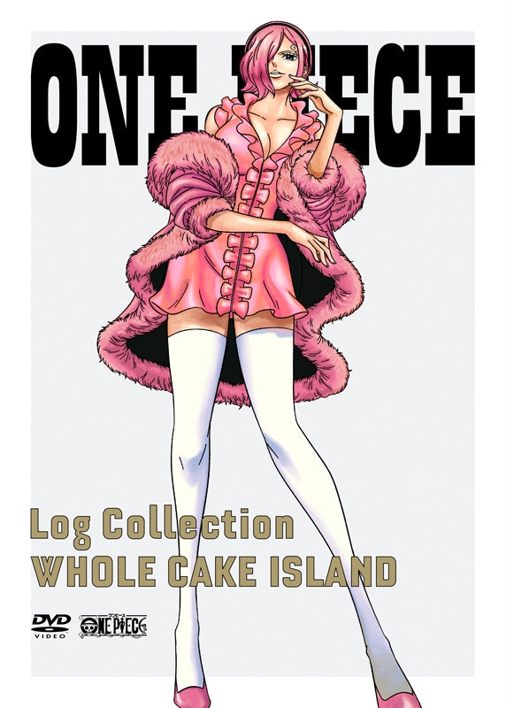 "(DVD) ONE PIECE TV Series Log Collection ""WHOLECAKE ISLAND"""