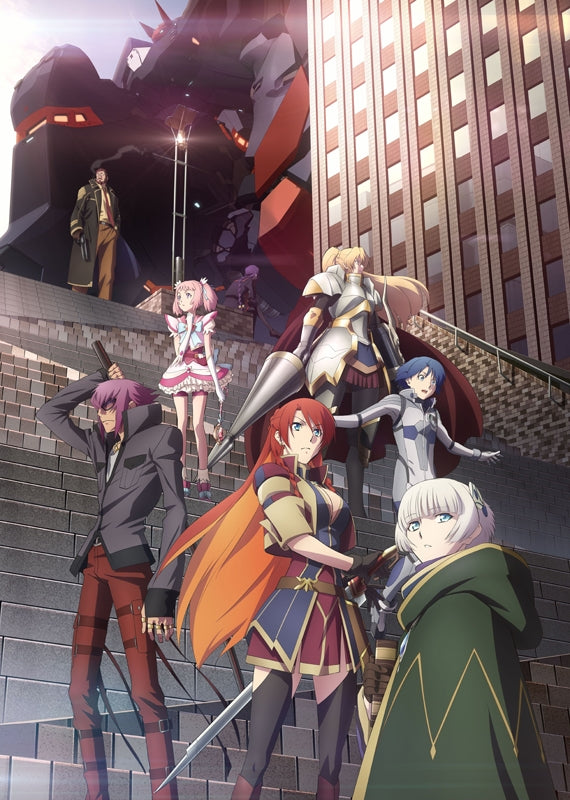 (DVD) Re:CREATORS TV Series 8 [Full Production Limited Edition]
