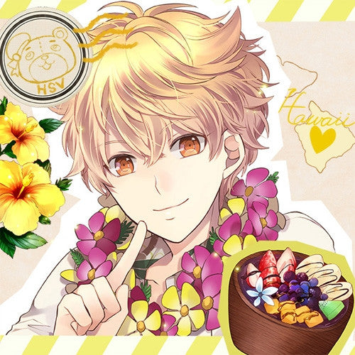 "(Drama CD) Idol wo Hitorijime suru CD ""Root HAPPY + SUGAR = VACATION"" 3rd Tamaki (CV.Nobuhiko Okamoto)"