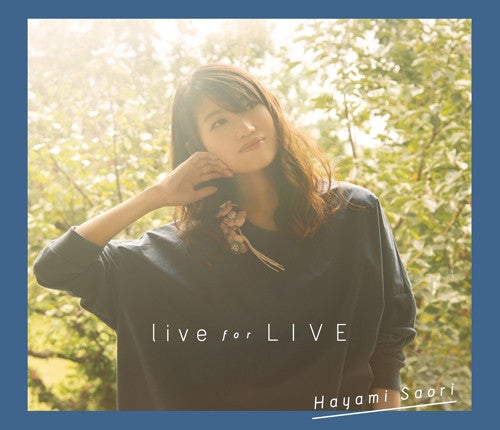 (Album) live for Live by Saori Hayami [3CD+DVD]
