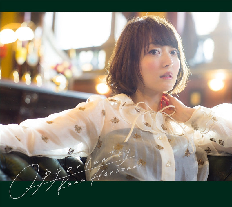 (Album) Opportunity by Kana Hanazawa [w/ Blu-ray, Limited Edition]