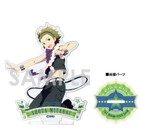 (Goods - Stand Pop) The Idolmaster SideM Acrylic Stand~1st STAGE & 2nd STAGE~ Vol. 2 C. Shouta Mitarai