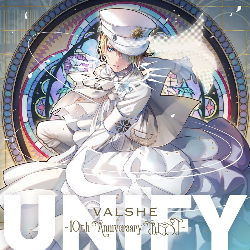 (Album) UNIFY -10th Anniversary BEST- by VALSHE [Regular Edition]
