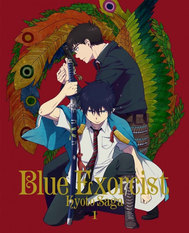 (Blu-ray) Blue Exorcist Kyoto Saga 1 [Limited Release]