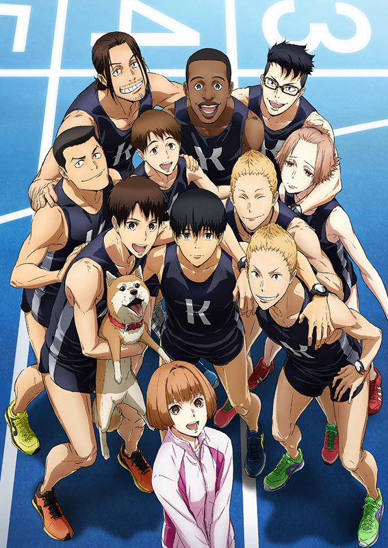 [★22](DVD) Run with the Wind (Kaze ga Tsuyoku Fuiteiru) TV Series Vol. 9 [First Run Limited Edition]