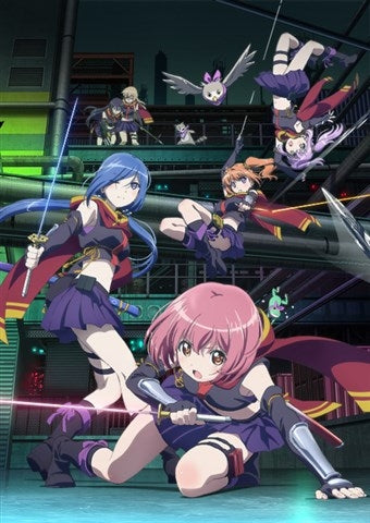 (Blu-ray) RELEASE THE SPYCE TV Series 1 [animate Limited Set]
